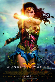 Wonder Woman 2017 starring Gal Gadot