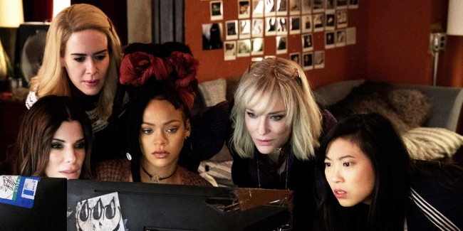 Ocean's Eight: one of the worst movies of the year