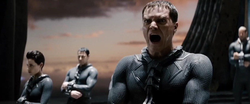 "Zod yelling ""I will find him!"""