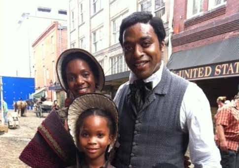 "Scene in ""12 Years a Slave"" by Steve McQueen"