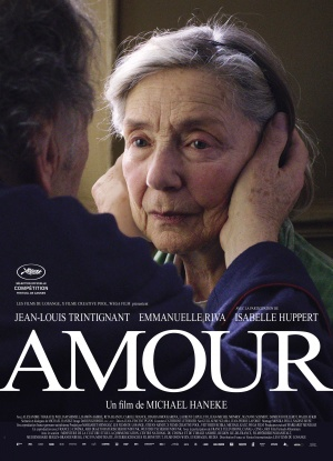 "Poster for Michael Haneke's ""Amour"" (2012)"