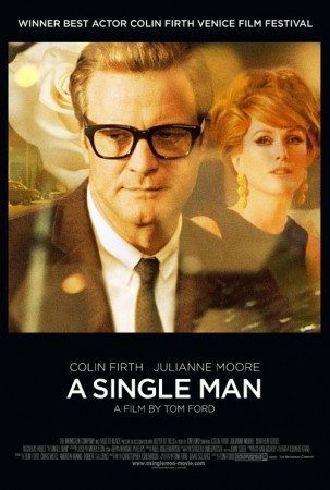 "Poster for ""A Single Man"" (2009)"