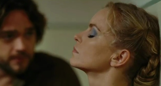 "Nina Hoss in ""Barbara"" (2012): A bit distant, a bit Deneuve"