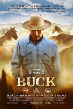 "Poster for the documentary ""Buck"" (2011)"