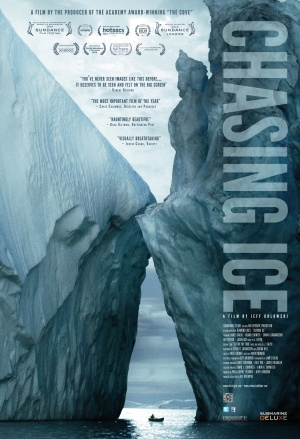 "poster for ""Chasing Ice"" (2012)"
