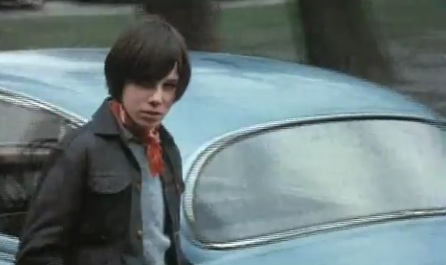 "Daniel Day-Lewis at 13 in ""Sunday Bloody Sunday"""