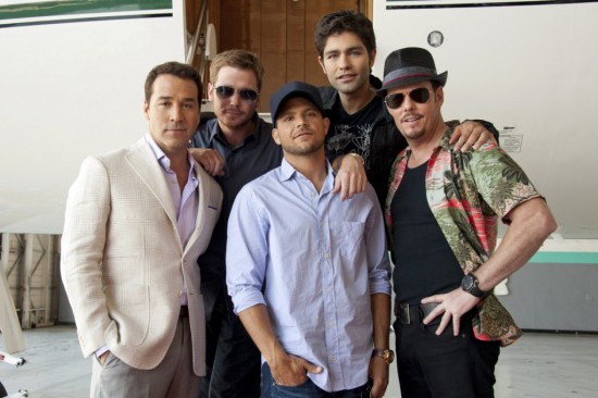 Entourage: The End