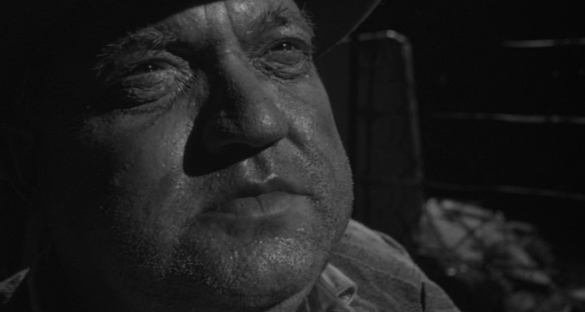 Orson Welles as Capt. Hank Quinlan in �Touch of Evil� (1958)