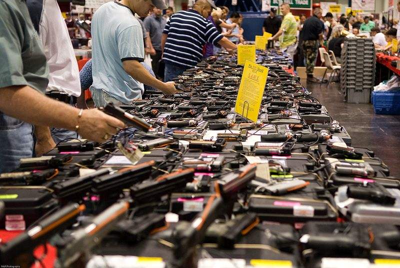 Houston gun show