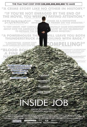 poster for Inside Job