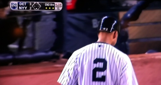 The last ride of Derek Jeter