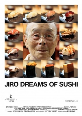 "Poster for ""Jiro Dreams of Sushi"""