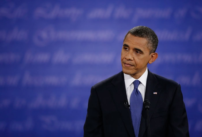 Barack Obama, 2012 presidential debate