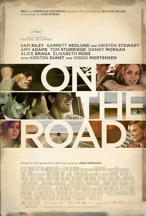 On the Road, the movie