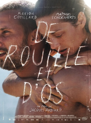 "Poster for ""Rust and Bone"" (2012)"