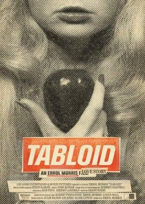 "Poster for Errol Morris' ""Tabloid"" (2011)"