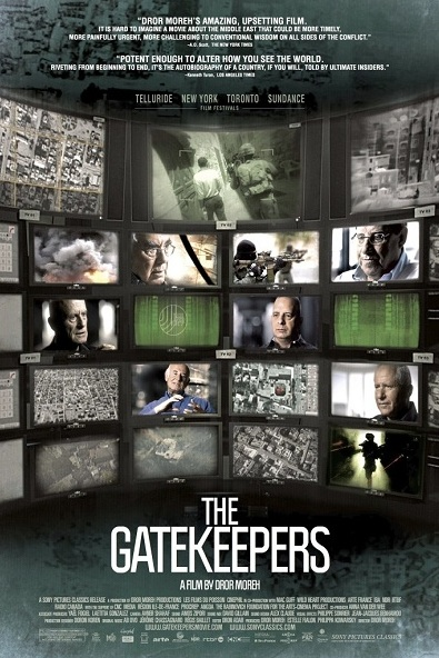 The Gatekeepers poster - U.S.