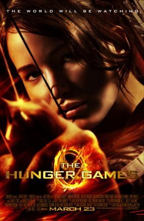 "Poster for ""The Hunger Games"" (2012)"