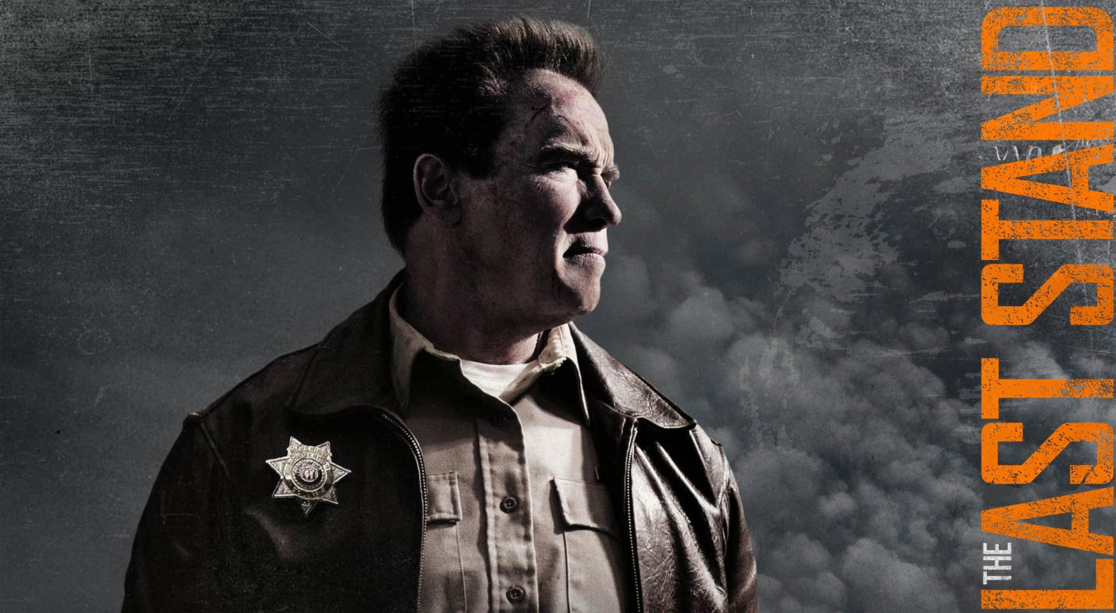 "Arnold Schwarzenegger in ""The Last Stand"""