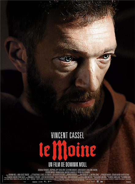 "Vincent Cassel is ""The Monk"" (""Le Moine"") (2011)"