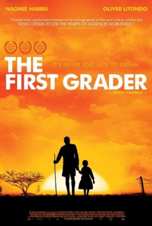 "poster for ""The First Grader"" (2010)"