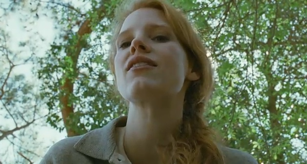 "Jessica Chastain in ""The Tree of Life"" (2011)"