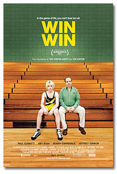 """Win Win,"" directed by Thomas McCarthy, starring Paul Giamatti"