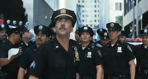 "Nicholas Cage and company in Oliver Stone's ""World Trade Center"" (2006)"