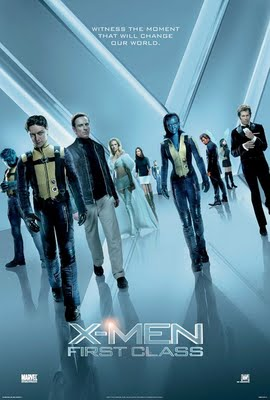 "Poster for ""X- Men: First Class"" (2011)"