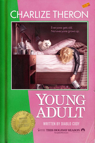 "poster for ""Young Adult"""